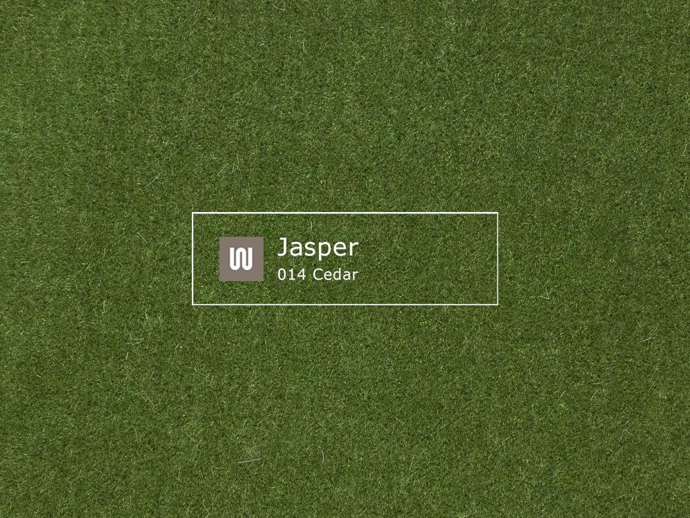 Woeller Textile Jasper 014 Cedar