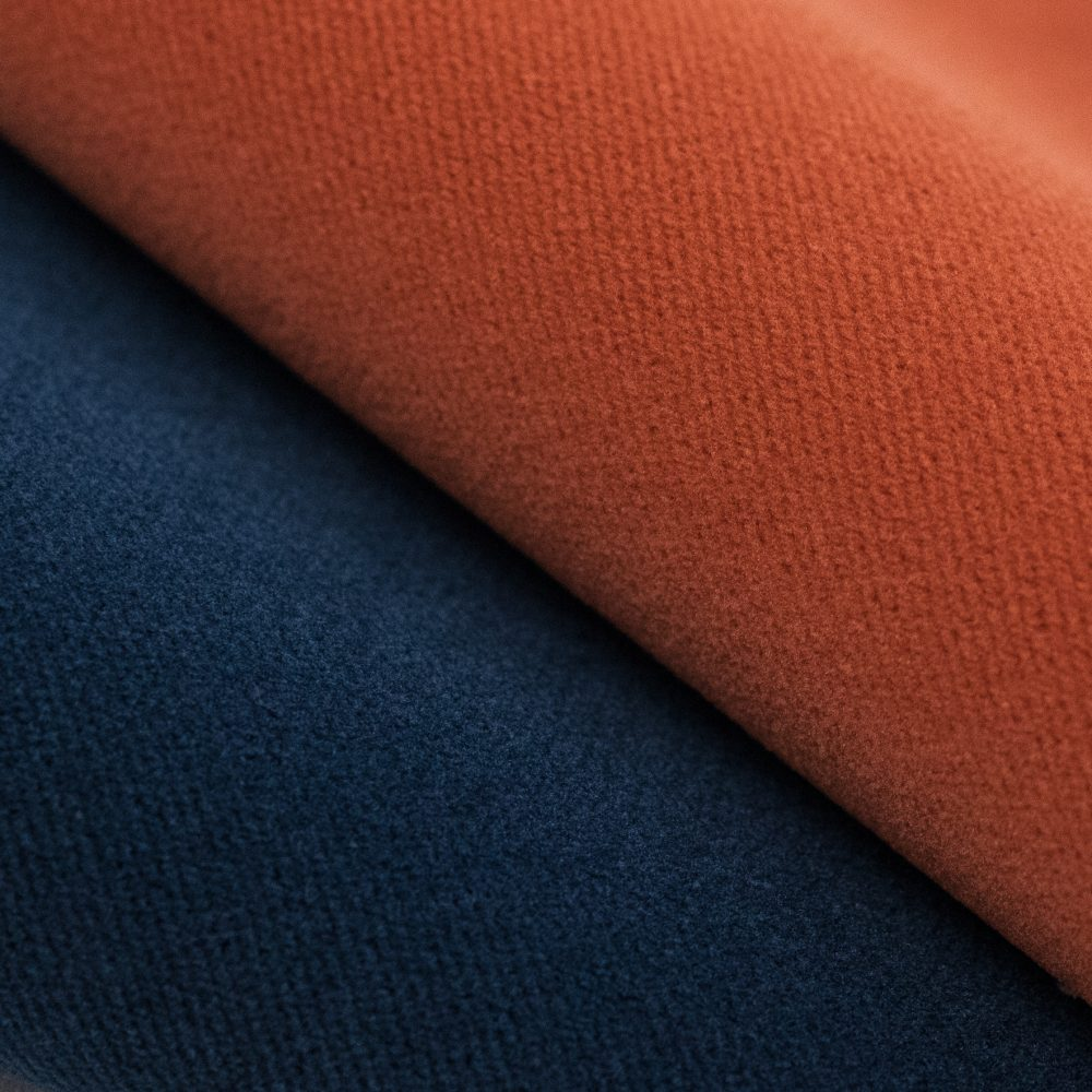Sundance Indoor Outdoor Performance Textile | Coral Velvet Inside Out Performance Fabric Bleach Cleanable