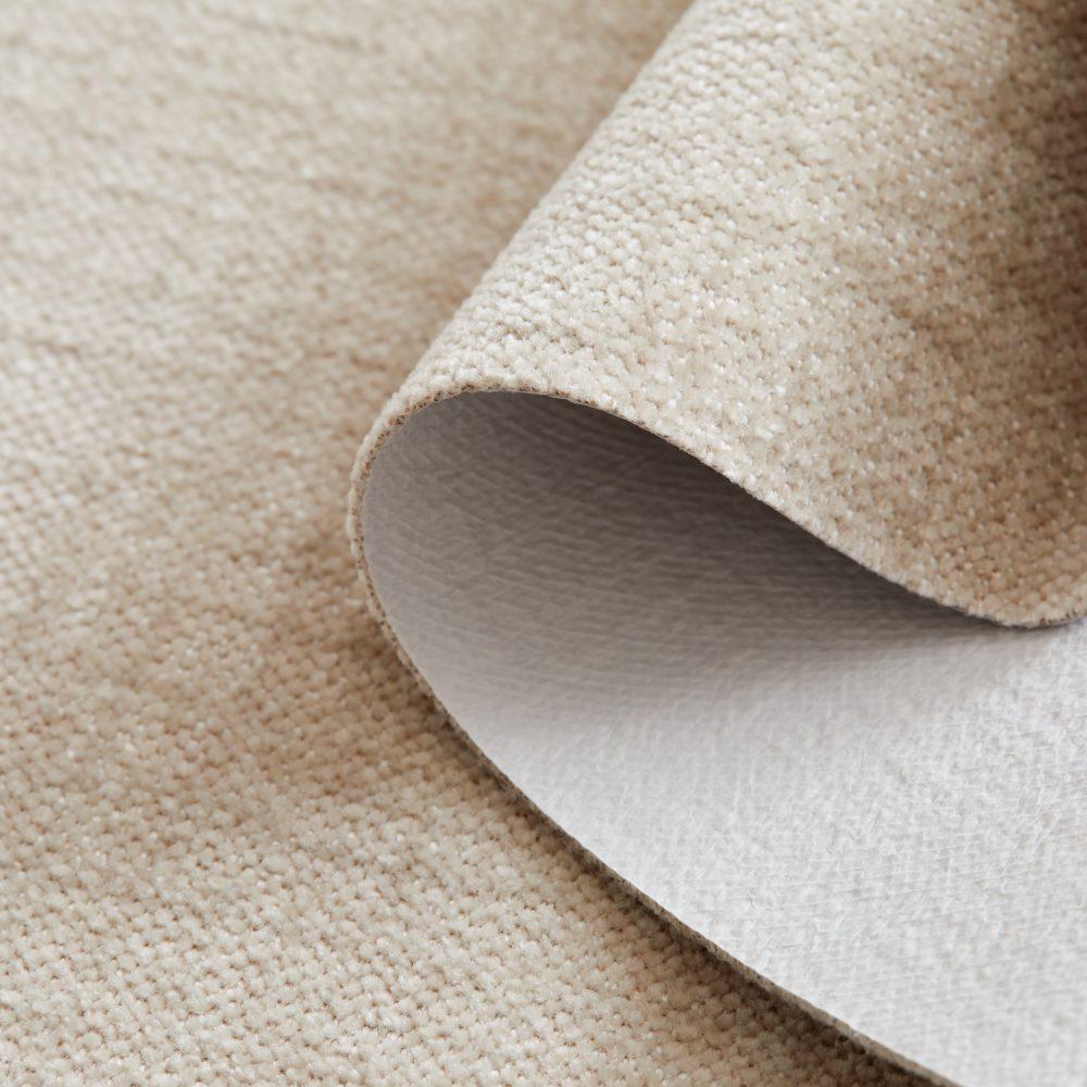 Varley Performance Textile | White Chenille Supreen Bleach Cleanable Liquid Barrier