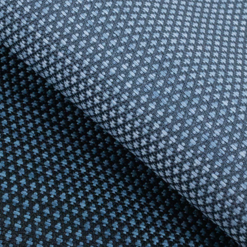 Carr Performance Textile | Blue Diamond Pattern Fabric Supreen Bleach Cleanable Liquid Barrier