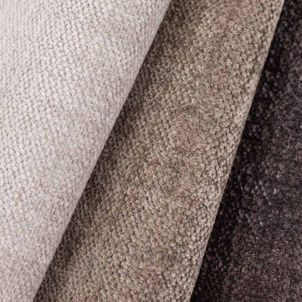 Varley Performance Textile | Beige Chenille Supreen Bleach Cleanable Liquid Barrier