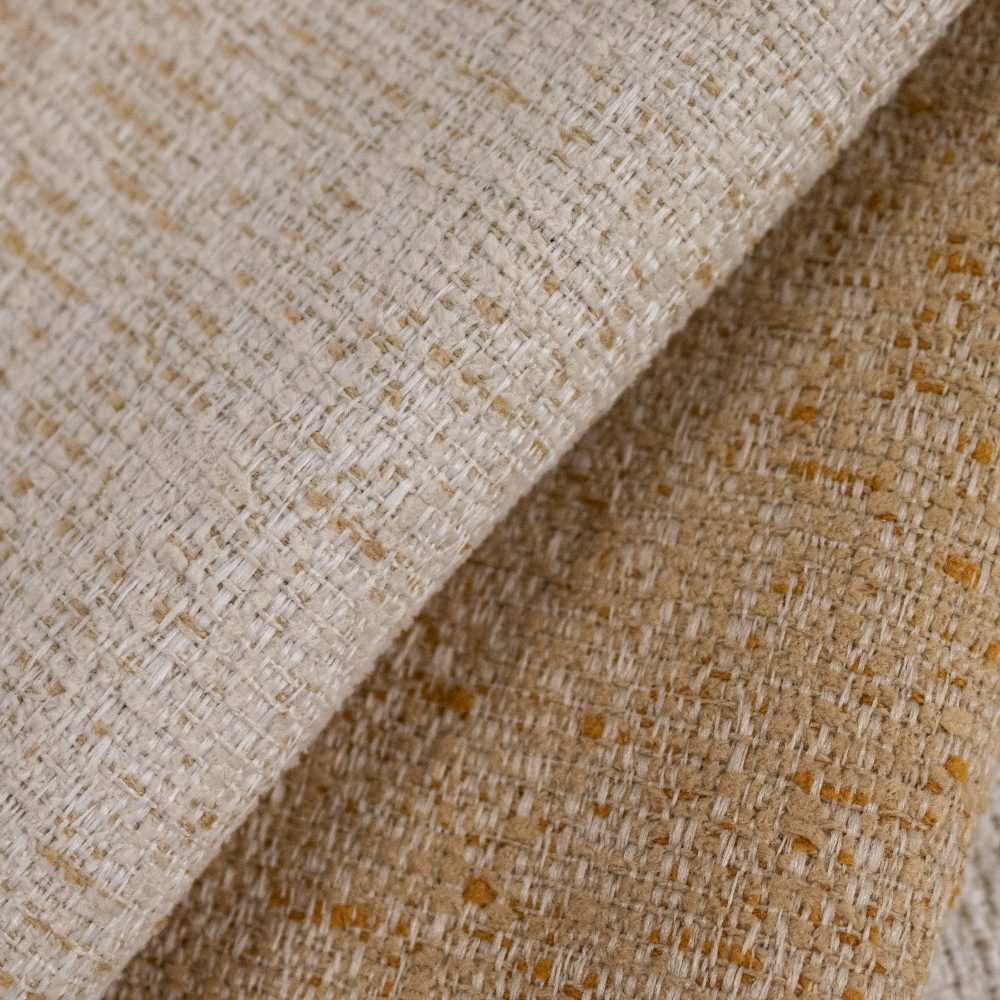 Bohemian Indoor Outdoor Performance Textile | Beige Texture Inside Out Performance Fabric Bleach Cleanable